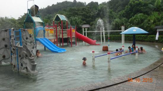 Xinxing County, China: Sunisland water park