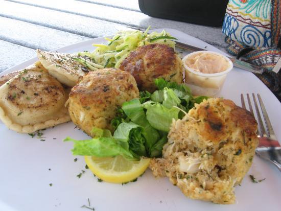 Dockers Restaurant: Lunch