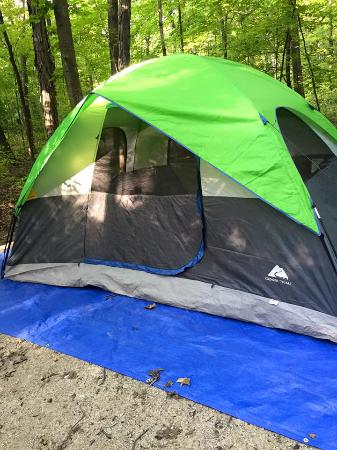 High Cliff State Park Camping