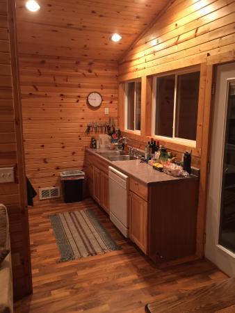 Westridge Shores Resort: Kitchen