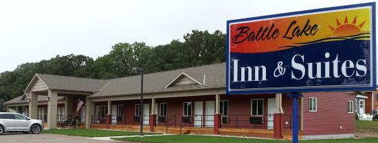 Battle Lake Inn and Suites