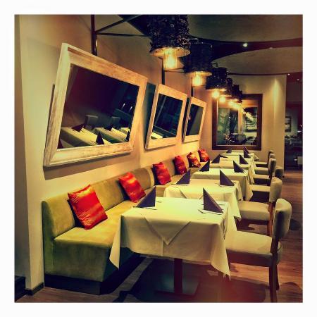 mixed cold starter plate bild von sumach restaurant n rnberg tripadvisor. Black Bedroom Furniture Sets. Home Design Ideas