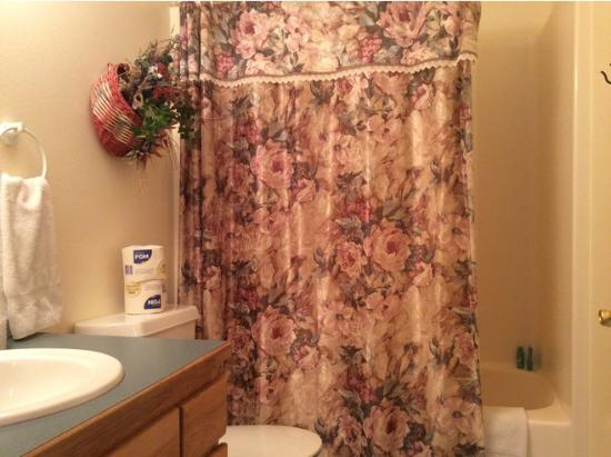 Minnie Street Inn: Bathroom
