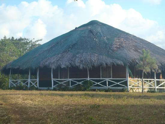 Pearl Lagoon, Nicaragua: main house