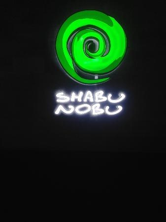 Sushi Nobu : shabu nobu