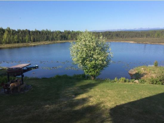 Alaskan Host Bed and Breakfast: View