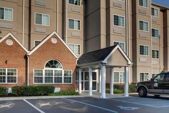 Microtel Inn Suites By Wyndham Tuscaloosa Near University
