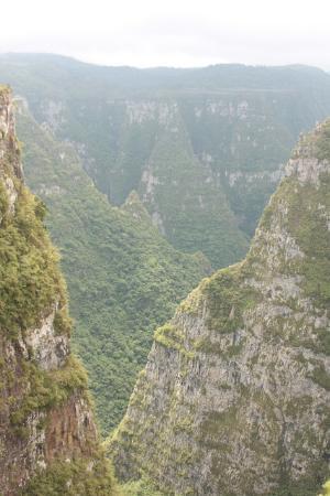 Canion das Laranjeiras
