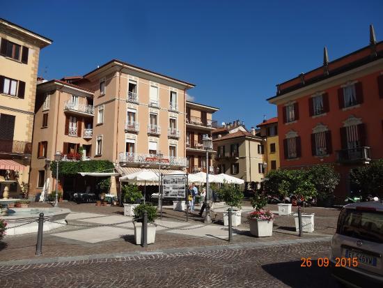 Hotel Garden: Menaggio beautiful town