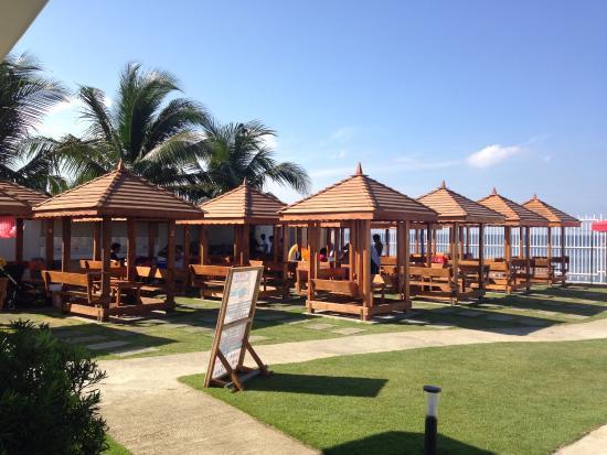 Cml Beach Resort Water Park Cabana Cottages