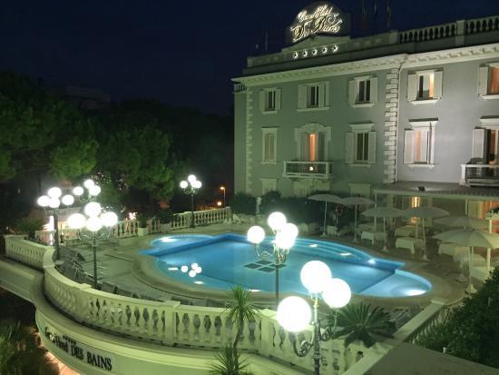 Foto di grand hotel des bains riccione - Web cam riccione bagno 81 ...
