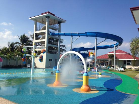Waterpark Picture Of Cml Beach Resort Amp Water Park Lemery Tripadvisor