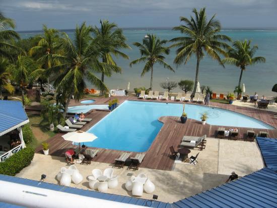 pool picture of mont choisy coral azur beach resort trou aux biches tripadvisor. Black Bedroom Furniture Sets. Home Design Ideas