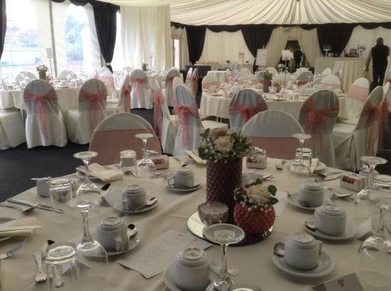Jocasta's: Wedding reception