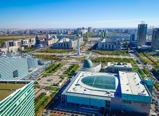 Sky House Astana