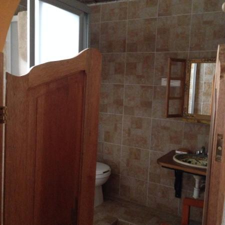 Casa de la luna: ダブルベット3台部屋 トイレ