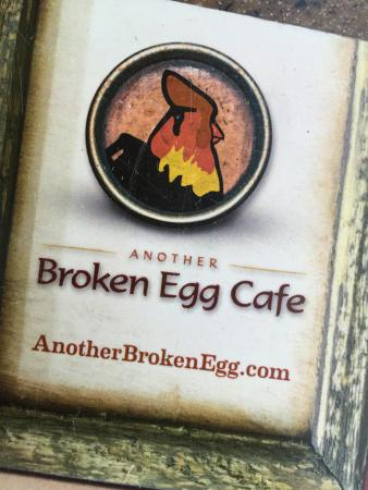 Another Broken Egg Cafe Tuscaloosa Menu