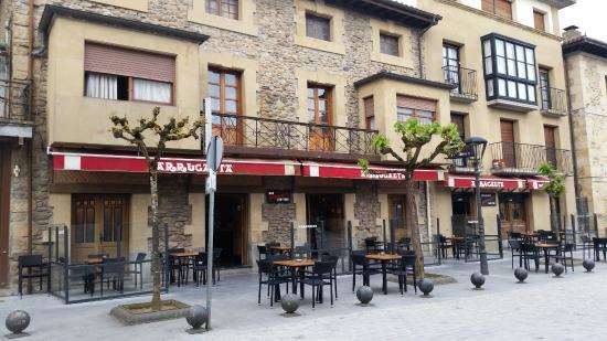 Restaurante Arrugaeta