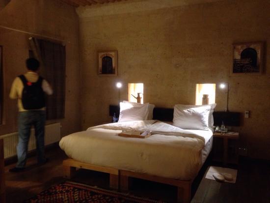 Argos In Cappadocia: Very beautiful boutique hotel