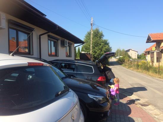 Kalwaria Zebrzydowska, Polonia: Parking