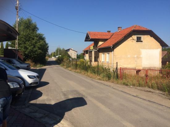 Kalwaria Zebrzydowska, Πολωνία: Parking