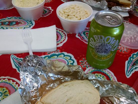 Cheese and Stuff: Lunch + Dr. Brown's Celery Soda!