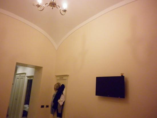 Hotel Contilia: Quadruple room