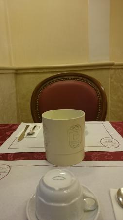 Hotel Contilia: Breakfast room