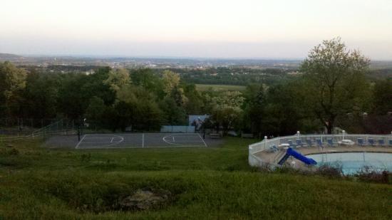Stevens, PA: Site View