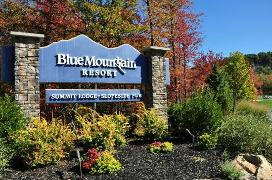 ‪Blue Mountain Resort‬