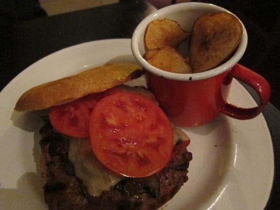 Saalt Pub: hamburger