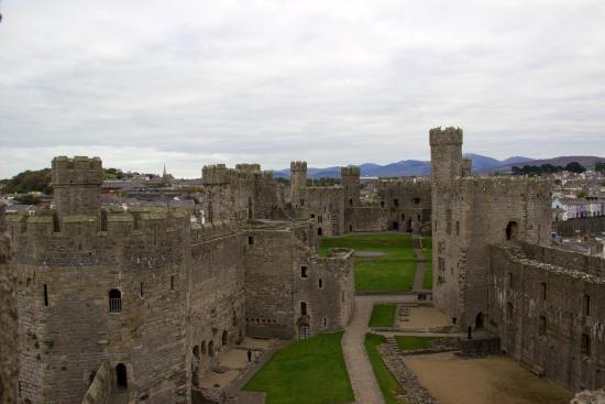 5 caernarfon castle