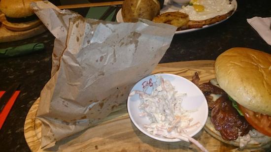Κρου, UK: Lose the bag guys...