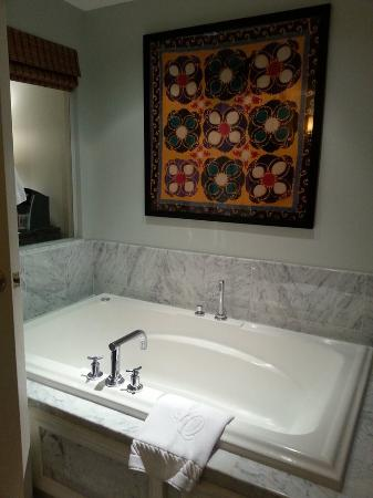 Mount Tremper, estado de Nueva York: The Regal Suite - two-person air-jetted tub