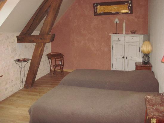 Saint-Georges-sur-Cher, Prancis: Chambre