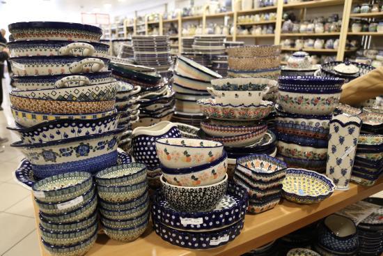 Photo6jpg Picture Of Ceramika Artystyczna Boleslawiec Tripadvisor