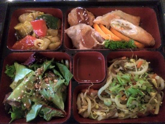 Restaurant Zen : Menu du jour