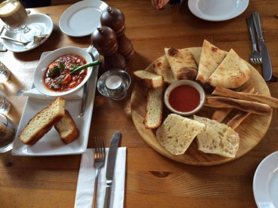 Little Italy Restaurant Kingston Upon Thames Menu