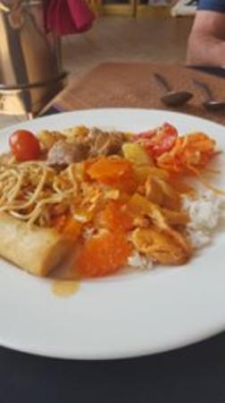Lotus Thai: Main Dish