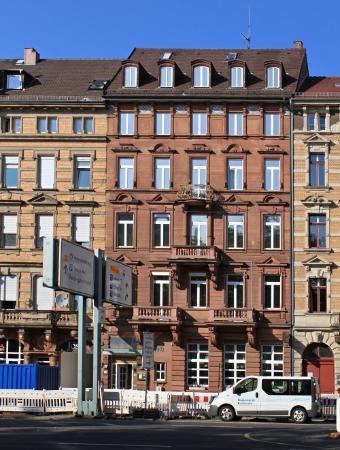 Hotel Blankenburg : Dezeit ist Karlsruhe eine Baustelle!