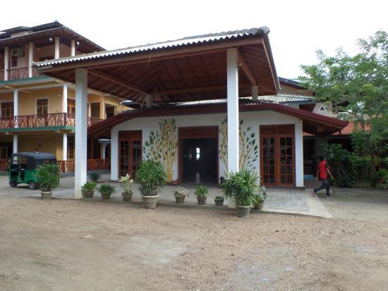 Wila Safari Hotel: Het hotel.
