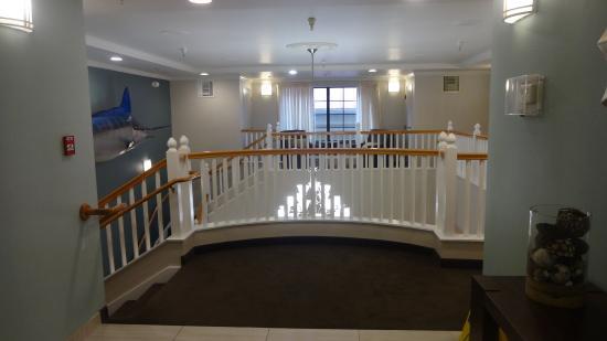 Comfort Suites Ocean City: This is area on second floor