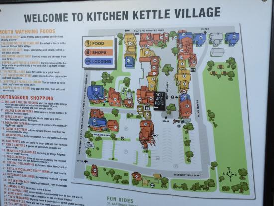Restaurants Near Kitchen Kettle Village