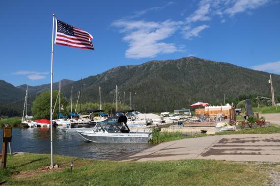 Kirkwood Resort & Marina : Lago