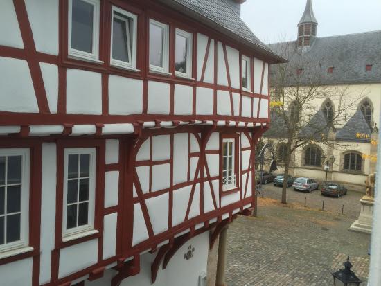 Hotel Michel Mort: Blick aus dem Fenster