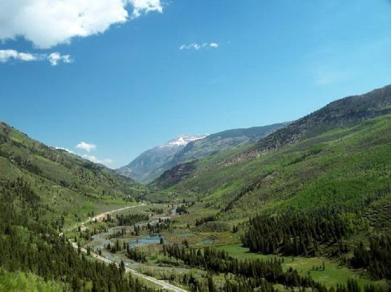 Crystal River Valley