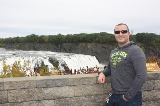 Cohoes, NY: falls