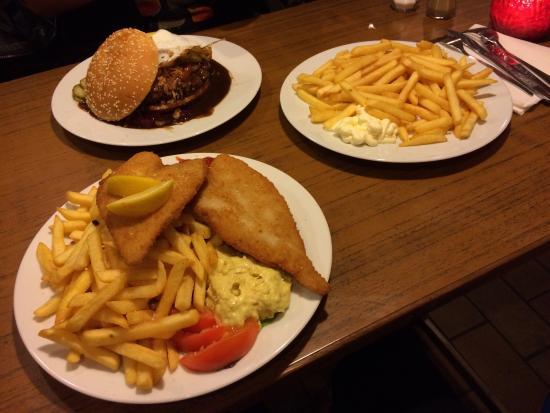 Photo of Modern European Restaurant Chicky Grill-Bar at Halmtorvet 21, Copenhagen, Denmark