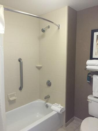 Homewood Suites St. Louis - Galleria: bathroom