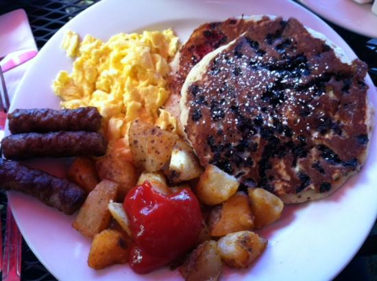 Hollis Country Kitchen Combo Breakfast